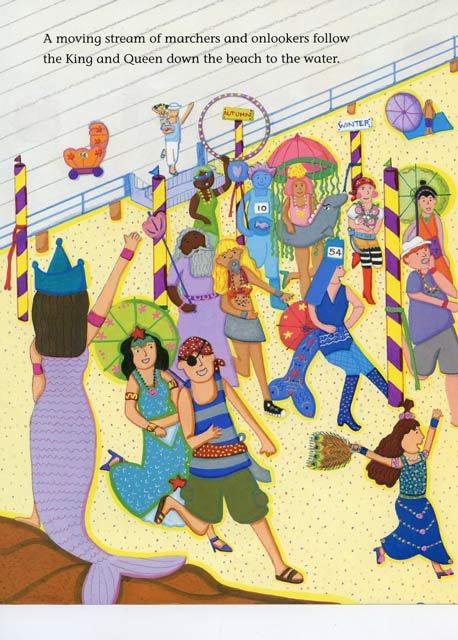Detail from final art