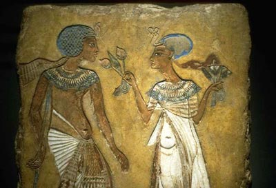 Egyptian art sample