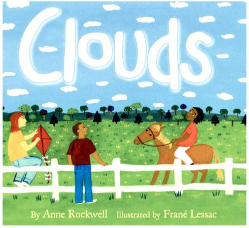 Cover from CLOUDS