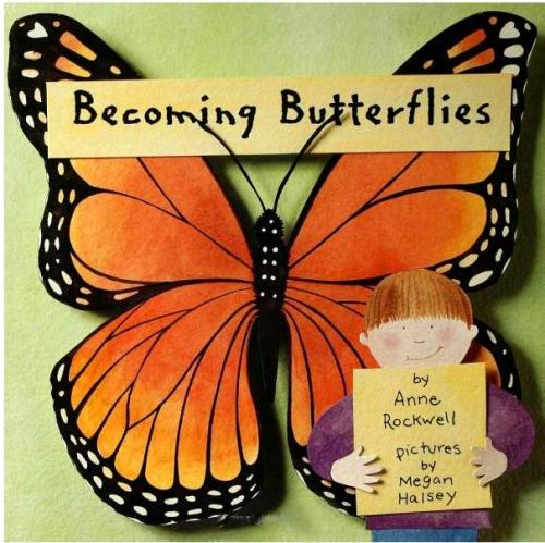 "Cover from ""Becoming Butterflies"""