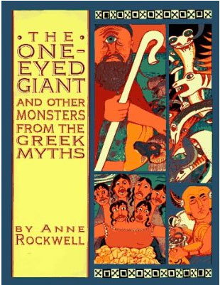 cover from ONE-EYED GIANT and Other Monsters