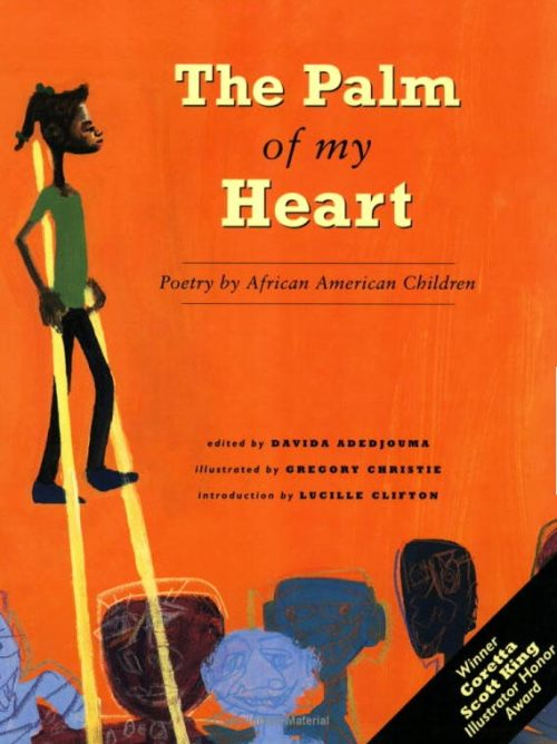 "Cover from ""The Palm of my Heart"""