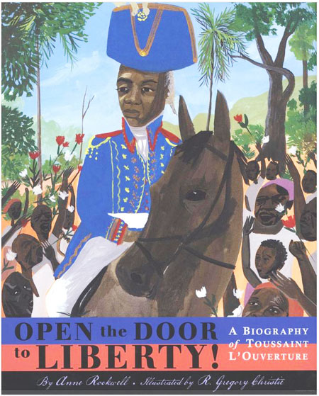 "Cover from ""Open the Door to Liberty"""