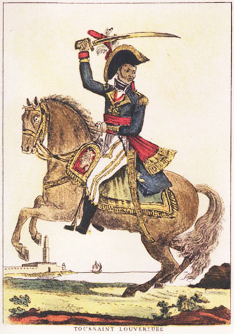 Pictorial reference for the Toussaint L'Ouverture book