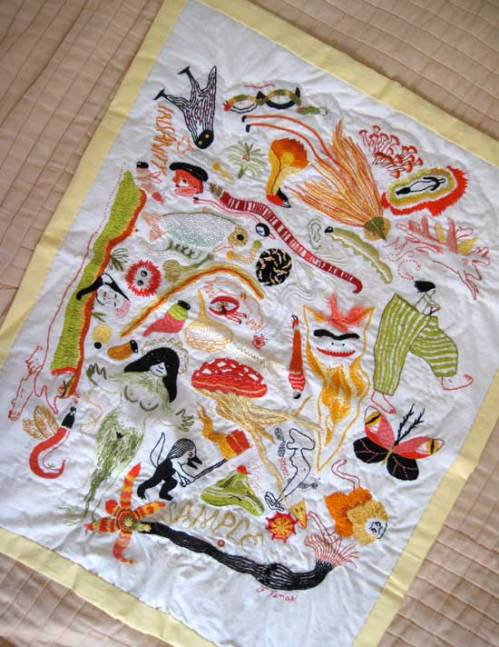 The Monster Quilt