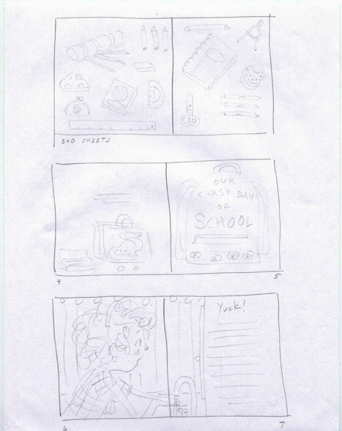 original thumbnails for 3 spreads