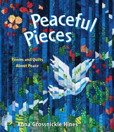 "Front jacket from ""Peaceful Pieces"""