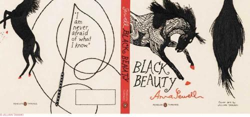 """full cover of """"Black Beauty"""""""