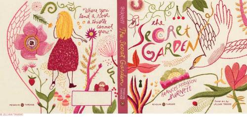 "full cover from ""The Secret Garden"""