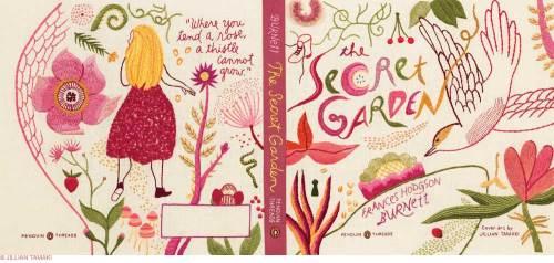 """full cover from """"The Secret Garden"""""""
