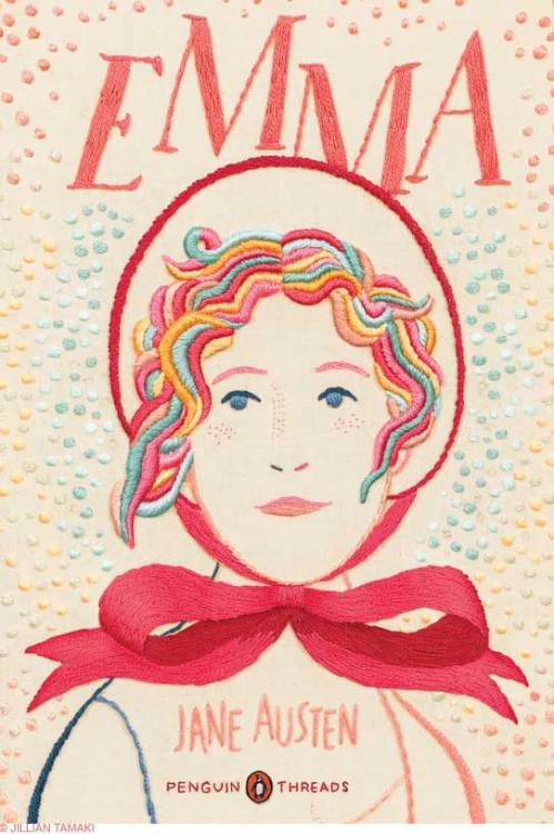 """front cover for """"Emma"""""""