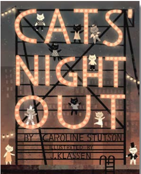 "cover from ""Cat's Night Out"""
