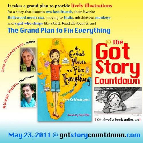 "Creating illustrations for ""The Grand Plan to Fix Everything"""