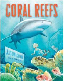 "jacket from ""Coral Reefs"" by Jason Chin"