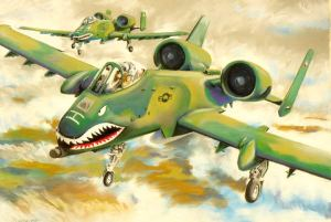 "W-Whiskey  (A-10 Warthog) from ""Alpha, Bravo, Charlie: a Military Alphabet"""