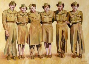 The 6888 (Six triple eight) battalion.