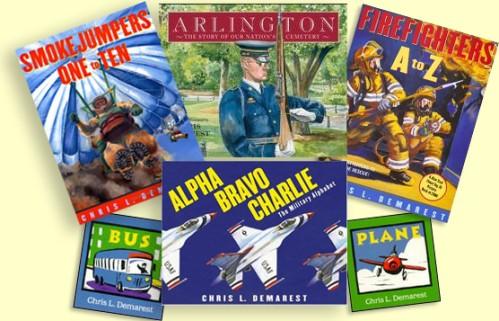 Nonfiction titles by Chris L. Demarest