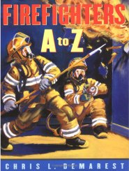 "cover from ""Firefighters A to Z"""