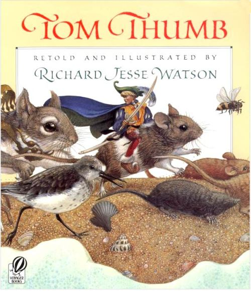 "cover from ""Tom Thumb"""