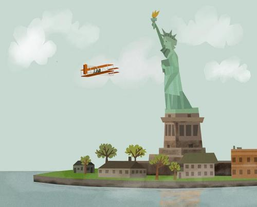 Liberty flight